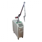 Q-switched Nd YAG Laser